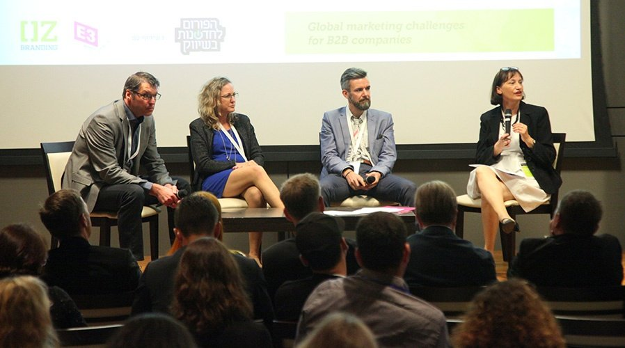The International B2B Marketing Conference 2015