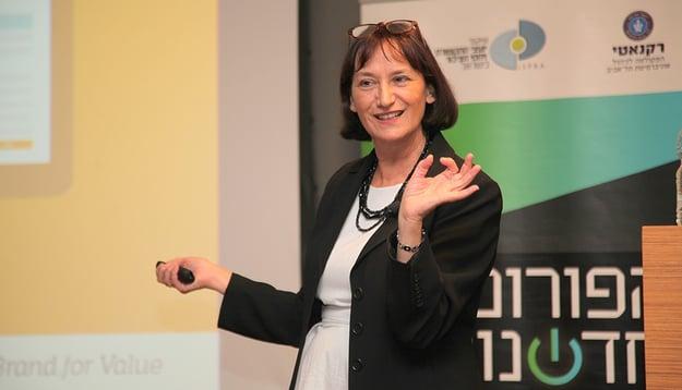 Dina Gidron  VP Strategy at Oz Branding